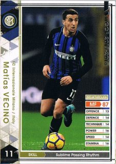 WCCF 17-18 A27 マティアス・ベシーノ(BT)