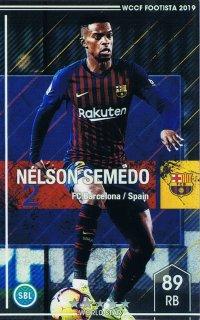 FOOTISTA 【F19-5 20-R】 ネルソン・セメド