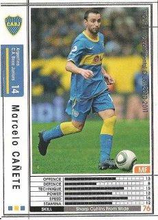 WCCF 10-11    マルセロ・カニェテ  7