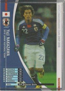 WCCF 09-10   JT03  ユウジ・ナカザワ