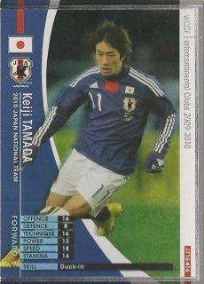 WCCF 09-10   JT16  ケイジ・タマダ