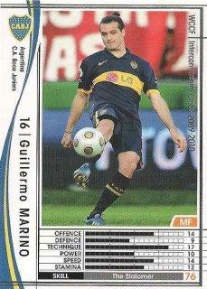 WCCF 09-10    ギジェルモ・マリーノ  11