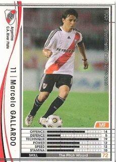WCCF 09-10    マルセロ・ガジャルド  26