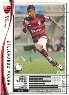 WCCF 09-10    レオナルド・モウラ  38