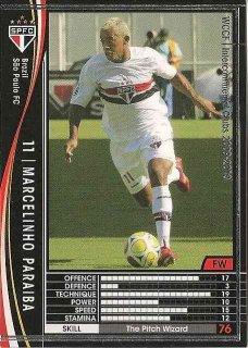 WCCF 09-10    マルセリーニョ・パライーバ  63