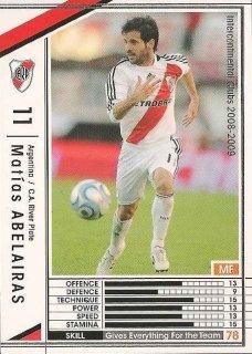 WCCF 08-09    マティアス・アベライラス  22