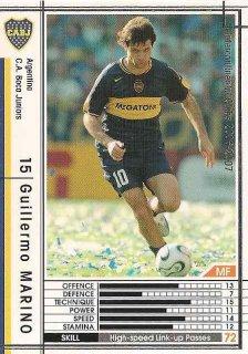 WCCF 06-07   ギジェルモ・マリーノ  11