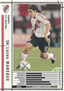WCCF 06-07   ルーカス・マレケ  22
