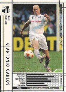 WCCF 06-07   アントニオ・カルロス  51