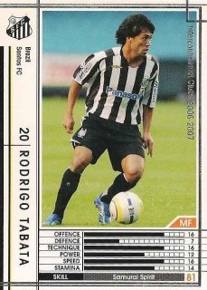 WCCF 06-07   ロドリゴ・タバタ  59