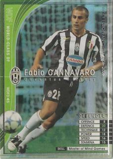 WCCF 05-06    WDF3  ファビオ・カンナバロ