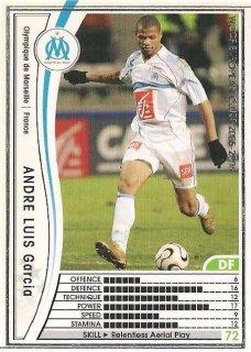 WCCF 05-06   アンドレ・ルイス・ガルシア  98