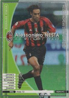 WCCF 04-05    WDF4  アレッサンドロ・ネスタ