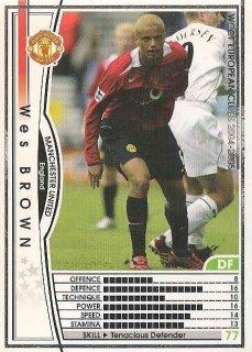 WCCF 04-05   ウェズ・ブラウン  50