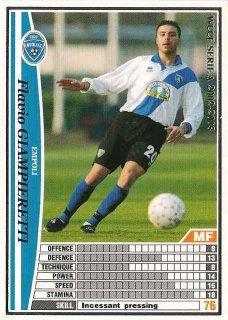 WCCF 02-03   フラヴィオ・ジャンピエレッティ  89