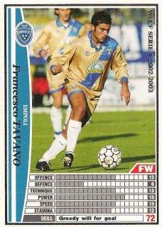 WCCF 02-03   フランチェスコ・タヴァーノ  96