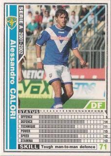 WCCF 01-02   アレッサンドロ・カローリ  35