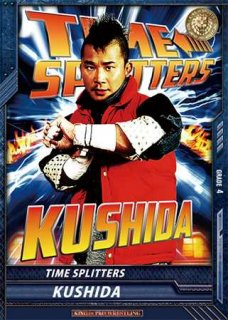 キンプロ 【RR】 BT09-008 TIME SPLITTERS KUSHIDA