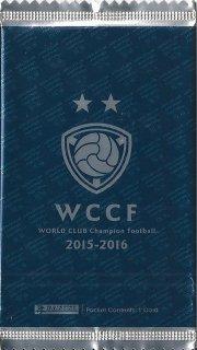 WCCF 15-16  未開封パック VER1.0〜3.0混合