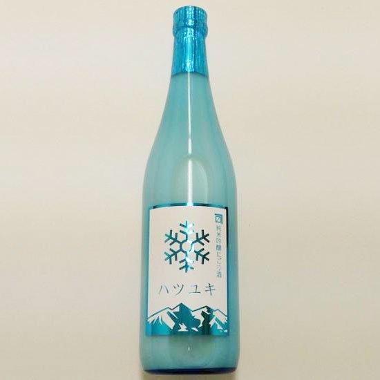 純米吟醸にごり酒 ハツユキ 720ml