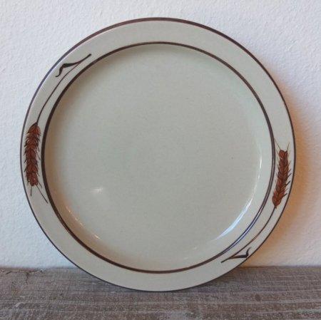 HOGANAS / ホガナス  / ケーキプレート / 18cm / Sweden