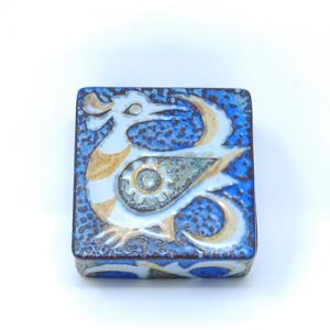 Royal copenhagen / Baca / Blue Bird・8cmボックス / Nils Thorsson / DENMARK