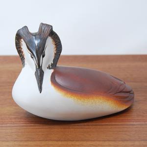 Gustavsverg / 鳥のオブジェ / Paul Hoff / Sweden