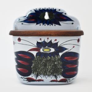 Royal Copenhagen / Tenara / 青い鳥のソルトボックス / Beth Breyen / DENMARK