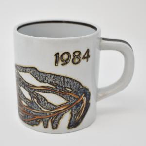 Royal Copenhagen / 1984イヤーマグS / Ivan Weiss / DENMARK