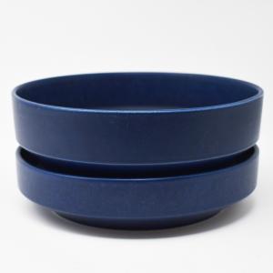 ARABIA / 青いフラワーポット23cm / Richard Lindh / Finland