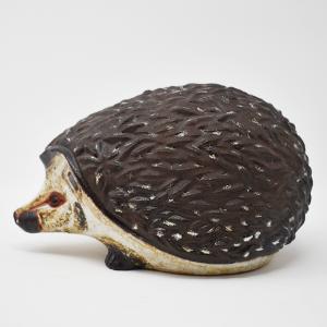 NITTSJO / 大きなハリネズミのオブジェ / Thomas Hellstorm / Sweden