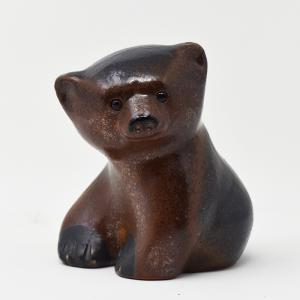 NITTSJO / 子熊のオブジェ / Thomas Hellstorm / Sweden