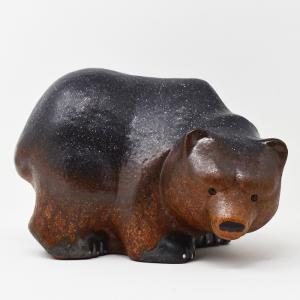 NITTSJO / 親熊のオブジェ / Thomas Hellstorm / Sweden