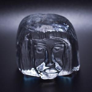 BODA / ガラスの顔 / クリア /  Erik Hoglund / Sweden