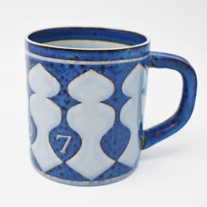 Royal Copenhagen / Baca / Anual mug / イヤーマグ1967大 / Nils Thorson / Denmark