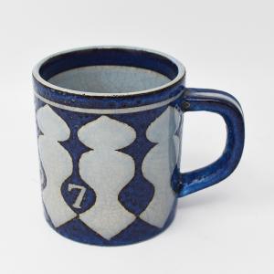 Royal Copenhagen / Baca / Anual mug / イヤーマグ1967小 / Nils Thorson / Denmark