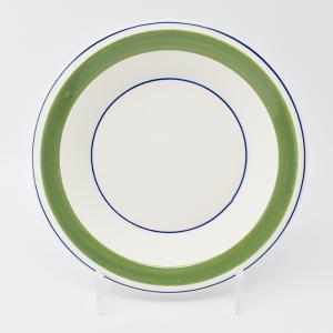 ARABIA / Krokus Green/ スーププレート19.5cm / Esteri Tomula / Finland