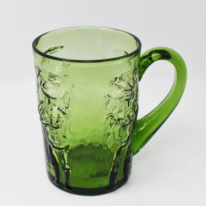 BODA / グリーンガラスのマグカップ /  Erik Hoglund / Sweden