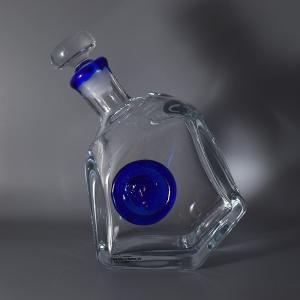Strombergshyttan / Erik Hoglund / 青い顔のボトル /  Erik Hoglund / Sweden
