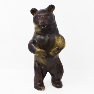 Rorstrand / クマのオブジェH24cm / Karl Grössl / Sweden