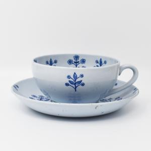 ARABIA / Tapestry / ティーカップ&ソーサー / Birger Kaipiainen / Finland