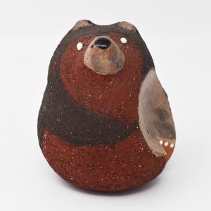 Nittsjo (ニトア) / クマのオブジェ