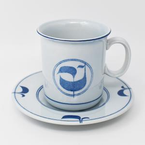Stig Lindberg / Ming /(スティグ・リンドべリ/ミング)コーヒーカップ&ソーサー