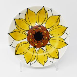 ARABIA / Aurinkoruusu(アラビア/アウリンコルース)ディーププレート18cm