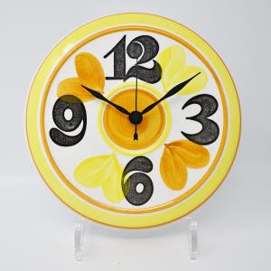 Rorstrand / Westerstrand(ロールストランド)イエロー / 壁掛け時計