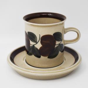 ARABIA / Ruija(アラビア/ルイージャ) / コーヒーカップ&ソーサー