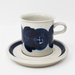 ARABIA / Anemone(アラビア / アネモネ)  / コーヒーカップ&ソーサー