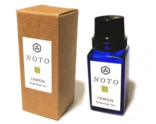 NOTO レモン精油 LEMON OIL(5ml)アロマオイル精油
