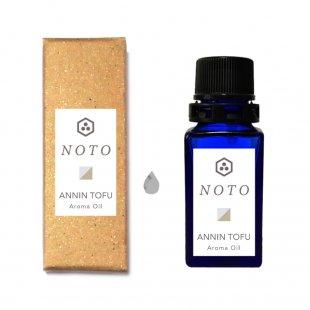 NOTO 杏仁豆腐の フレグランスアロマオイル10ml 杏仁霜の香りを再現した フレグランスオイル