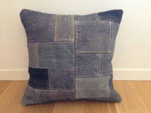 パッチワーク キリム クッション(Anatolia Patchwork Kilim Cushion) グレイ